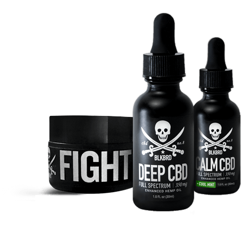 BLACK BEARD CBD