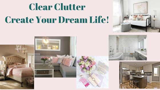 The Benefits of a Clutter Free Life