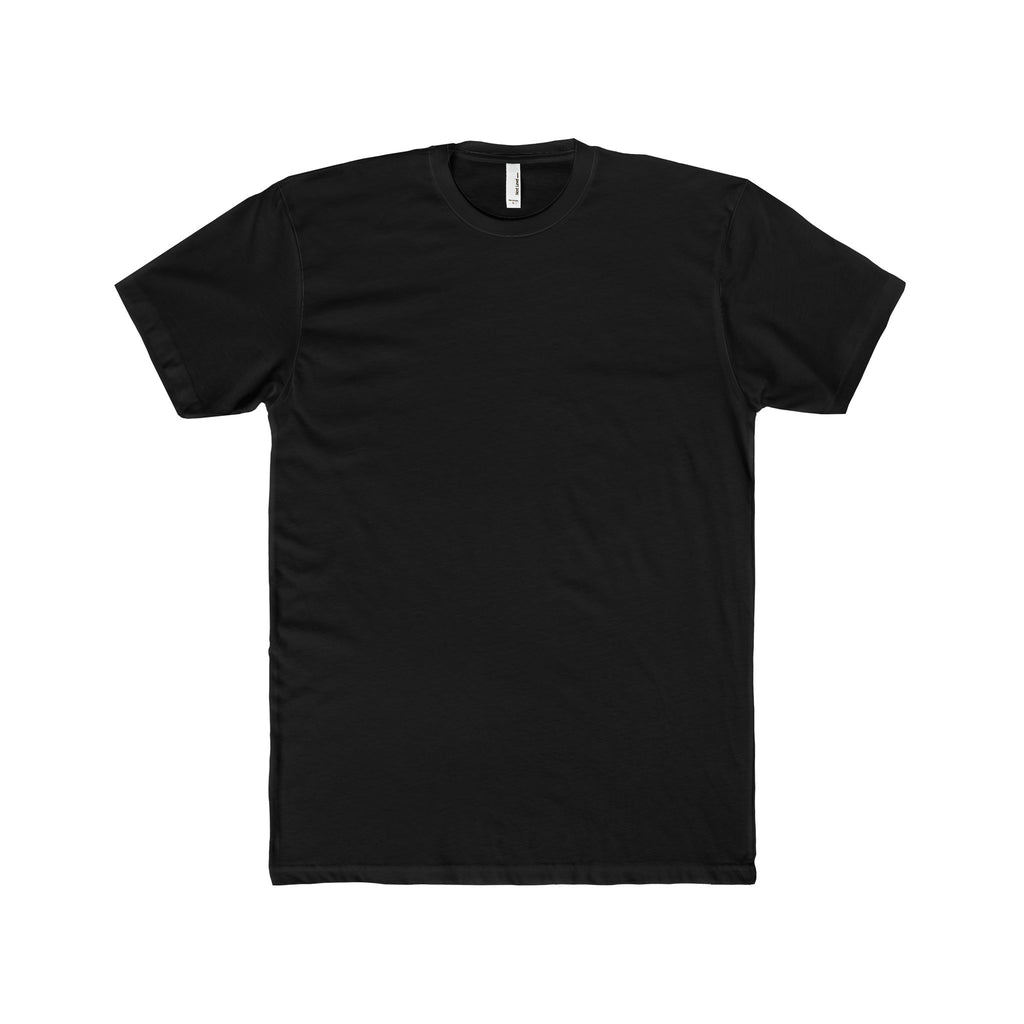 Vanessa Logo Design Men's Premium Fitted Short-Sleeve Crew Neck T-Shirt-PoHuLocal