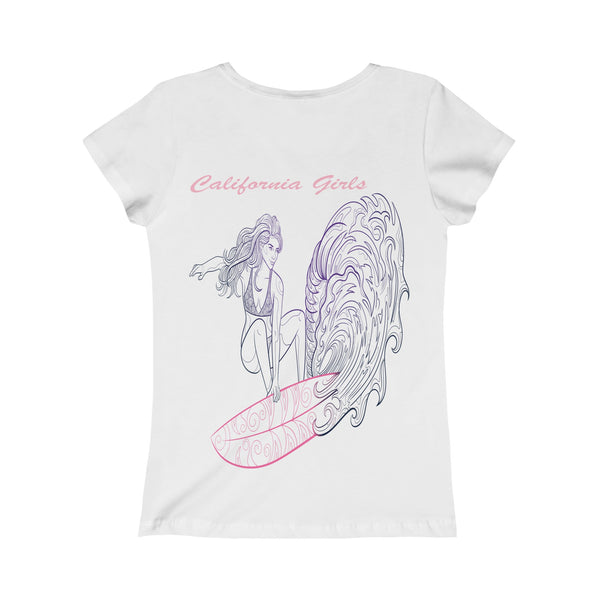 California Girls Princess Tee-PoHuLocal