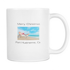 Printed Ceramic Coffee Christmas Mug - PoHuLocal