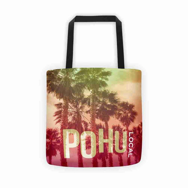 Winning Logo Beach Tote-PoHuLocal