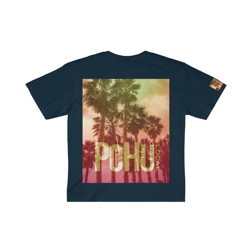 PoHuLocal-Winning Logo Design Youth  Fit Tee