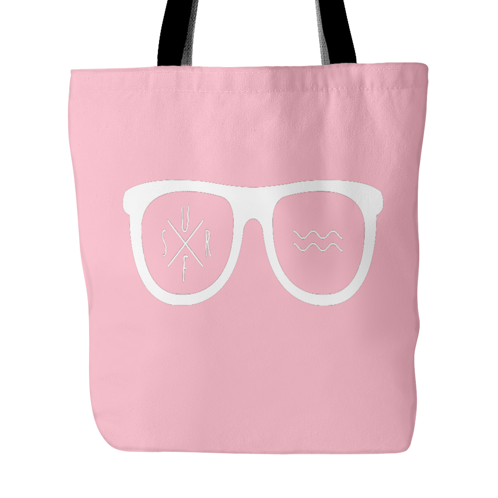 PoHuLocal-Surf Best Beach Bag Tote