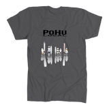 PoHuLocal-Surf Dude Design Unisex T-shirt