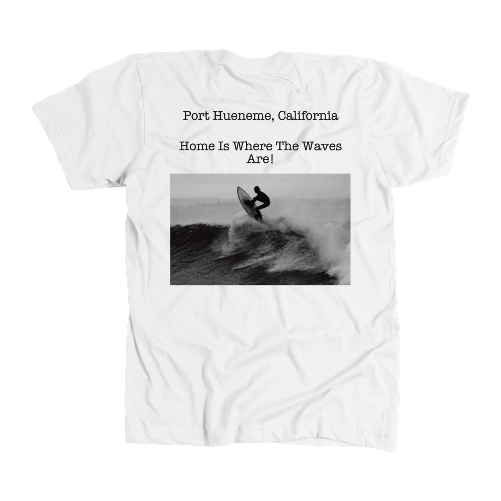 Home Is Where The Waves Are Port Hueneme, California - PoHuLocal