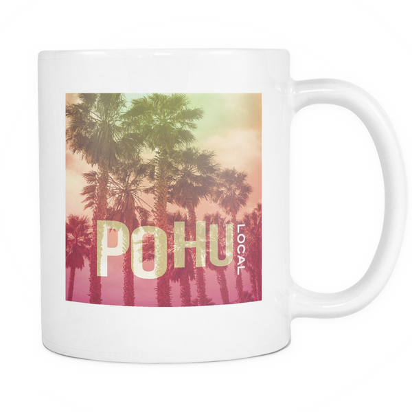 PoHuLocal-Winning Logo Printed Ceramic Coffee Mug - PoHuLocal