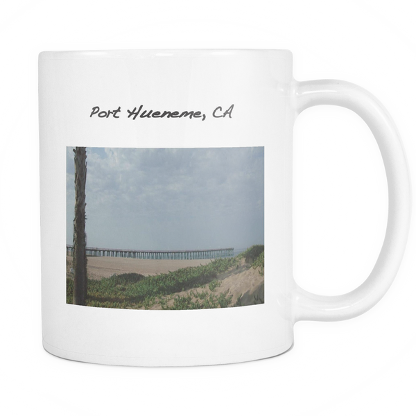 Port Hueneme, Ca Printed Coffee Mug - PoHuLocal