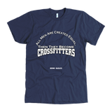 Crossfit Tee - All Men Created Equal