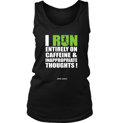 Caffeine & Thoughts Tank