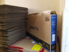 Flat Screen LED TV (usedcarton) BOXES