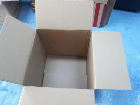 50x50x50cmH Used Carton Box  1 Pack(10Boxes)=$25