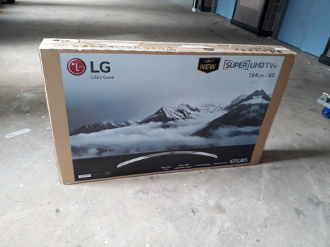 "65""OLED SAMSUNG TV Box (Used)"