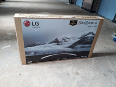 "65""OLED LG TV Box (Used)"