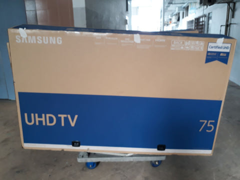 "82"" UHD TV BOX (Used)  -6 Series (2000x1200x300mm)"