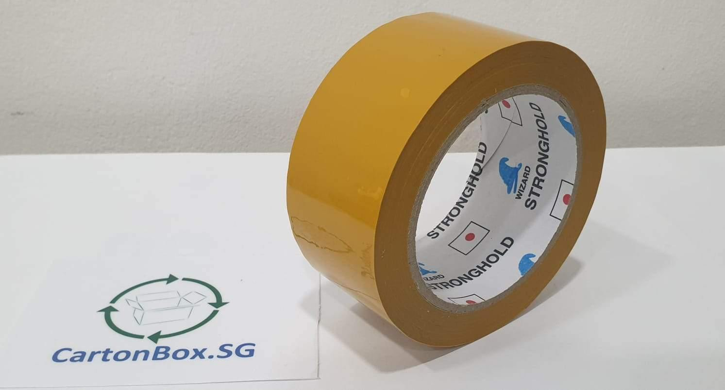Brown OPP Tape 48mm x 100m