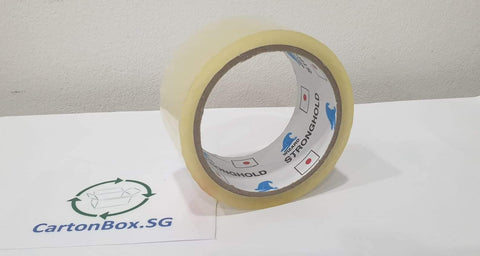 Clear OPP Tape 48mm x 50m