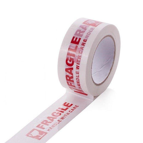 OPP Printed Fragile Tape