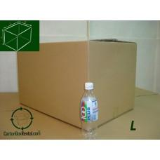 New Large Carton Box  : 59cm(L) x 40cm(W) x 37cm(H)-Bundle of 10pcs *