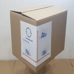New Standard Carton Box  : 50cm(L) x 38cm(W) x 38cm(H)-Bundle of 10pcs * - CartonBox.Sg