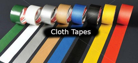 Color Cloth Tape  2Inch x 5.5Yards