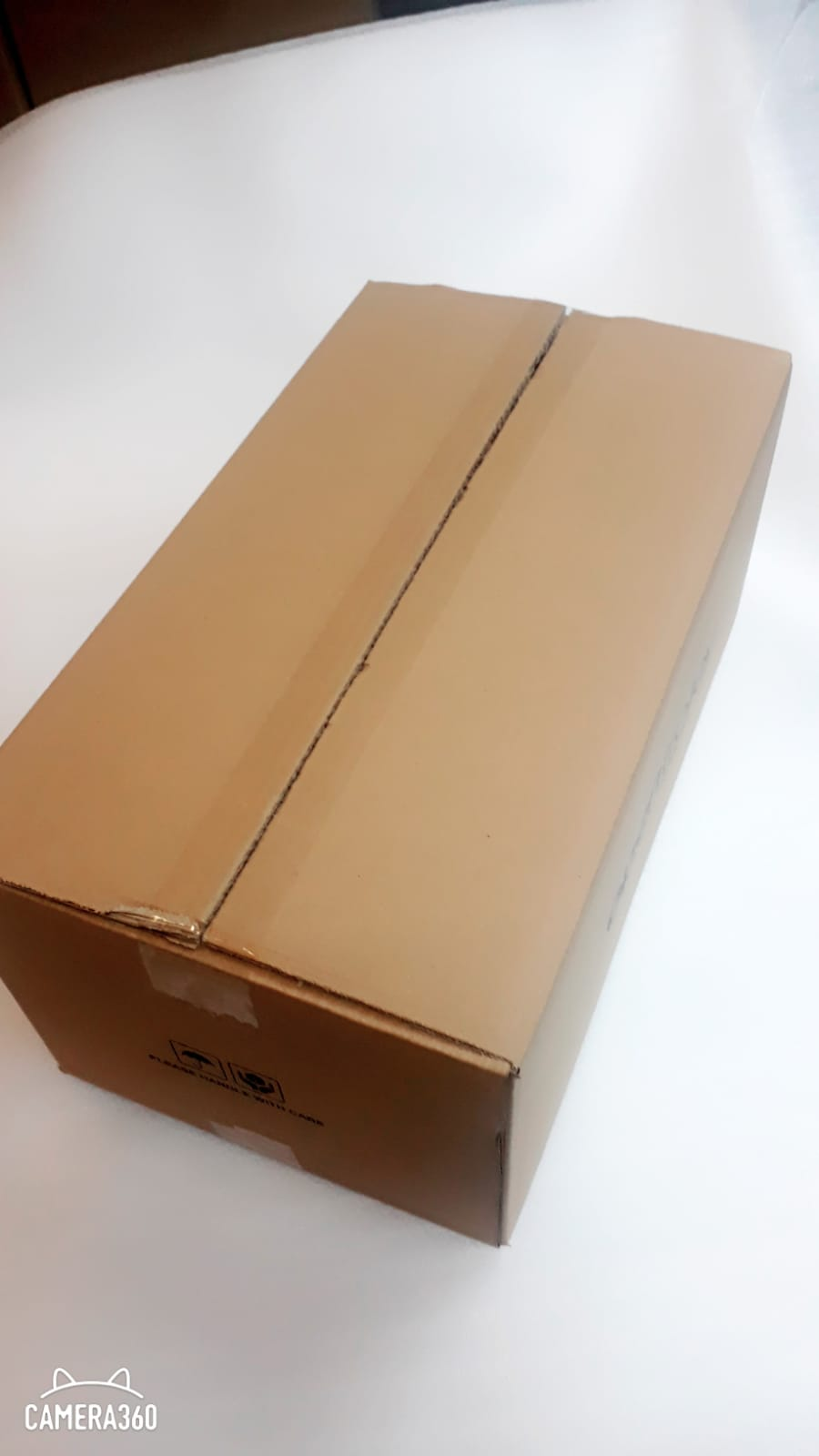 New Document Logo Printed Box