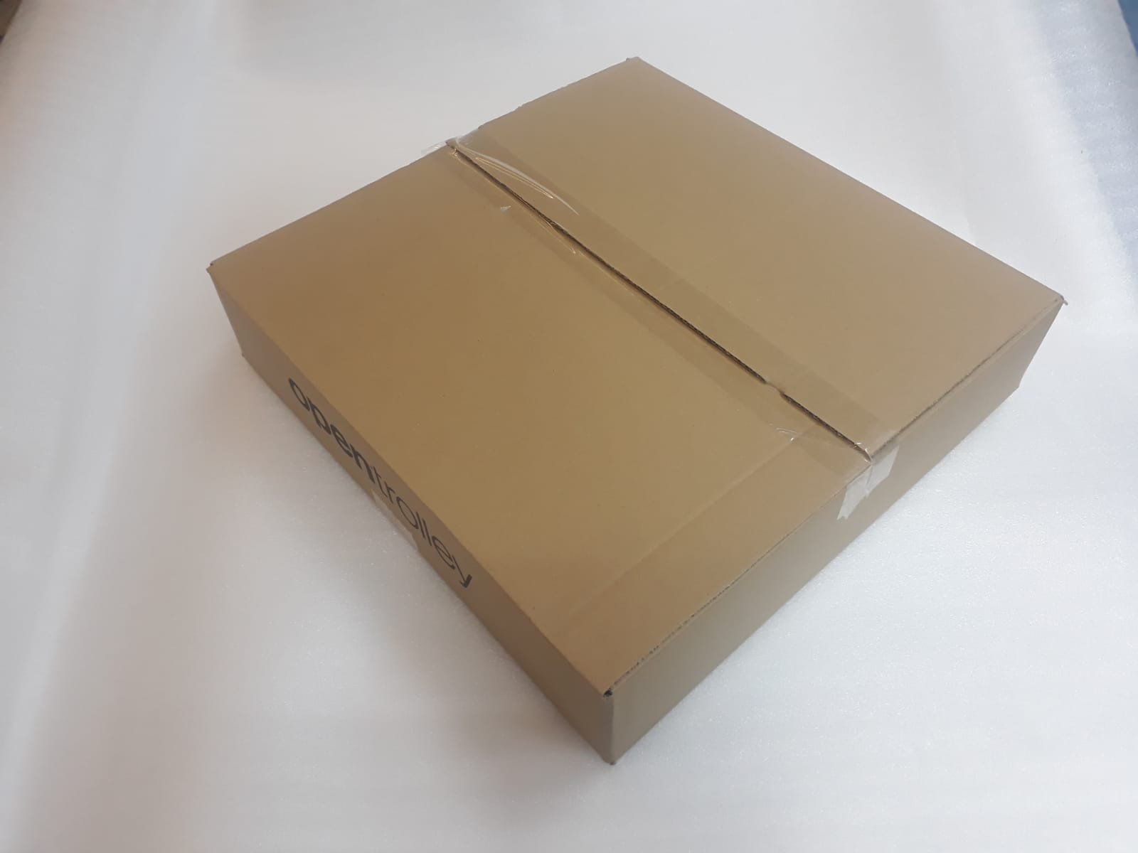 New Logo Printed Paper Box
