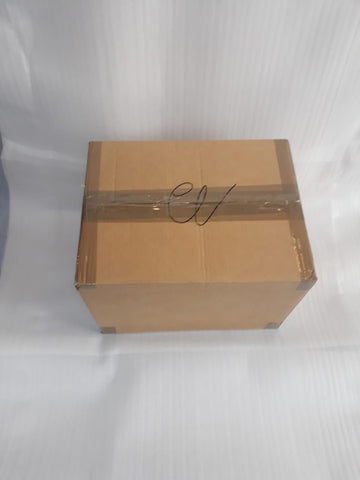 Once Used Carton Box : 25cm(L) x 25cm(W) x 31cm(H)
