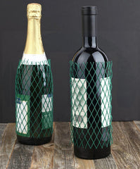 Mesh Wine/Liquor Bottle Protective Sleeves - CartonBox.Sg
