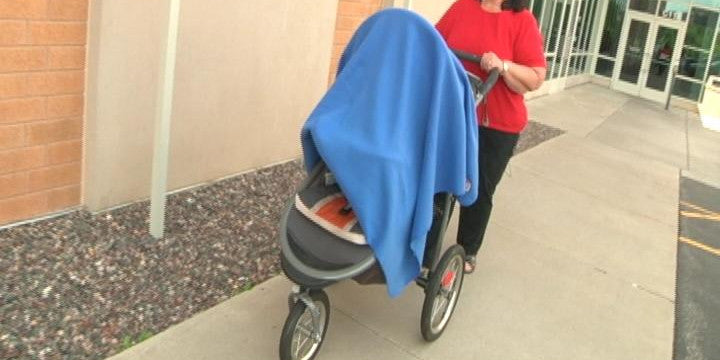 Potentially Dangerous Summer Stroller Mistake