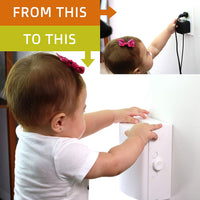 Baby Safety Outlet Cover BOX