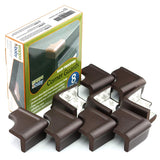 Corner Guard Protector Edge Bumpers 8ct Kit for Essential Safety