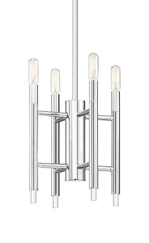Designers Fountain 93230-CH Jessa Mini Pendant, Chrome