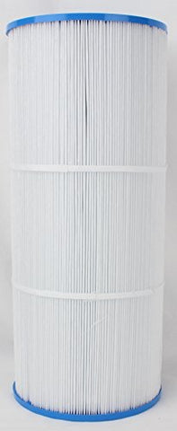 Single Filter. Guardian Pool Spa Filter Replaces Hayward CX481XREPAK4 225 Square Feet Cartridge Elements for Hayward C2030 SwimClear In-Ground Cartridge Filters Pleatco PA56L 17 3/8'' Length
