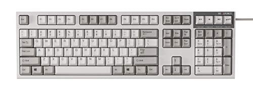 REALFORCE R2 PFU Limited Edition Keyboard (Full, Ivory, 45G)