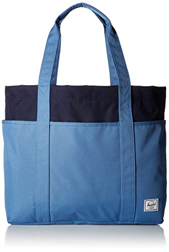 Herschel Terrace Travel Tote, Riverside/Peacoat, One Size