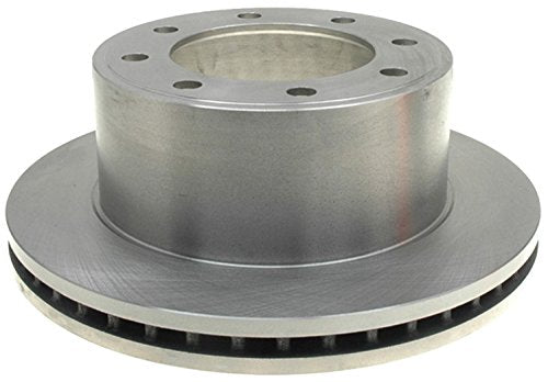 ACDelco 18A2330A Advantage Non-Coated Rear Disc Brake Rotor