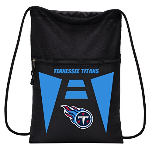 "Officially Licensed NFL Tennessee Titans ""Team Tech"" Backpack, 20"" x 15"", Multi Color"