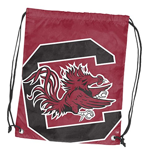 NCAA South Carolina Fighting Gamecocks Adult Double Header String Pack, Garnet