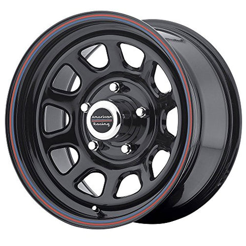 "American Racing Series AR767 Gloss Black Wheel (15x7""/5x114.3mm)"