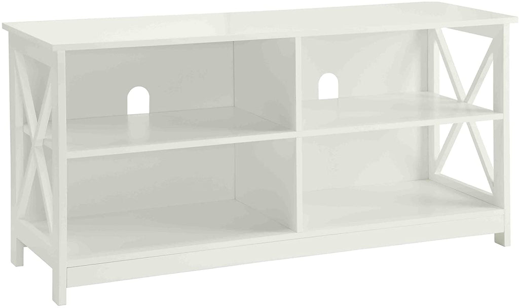 Convenience Concepts Oxford TV Stand, White