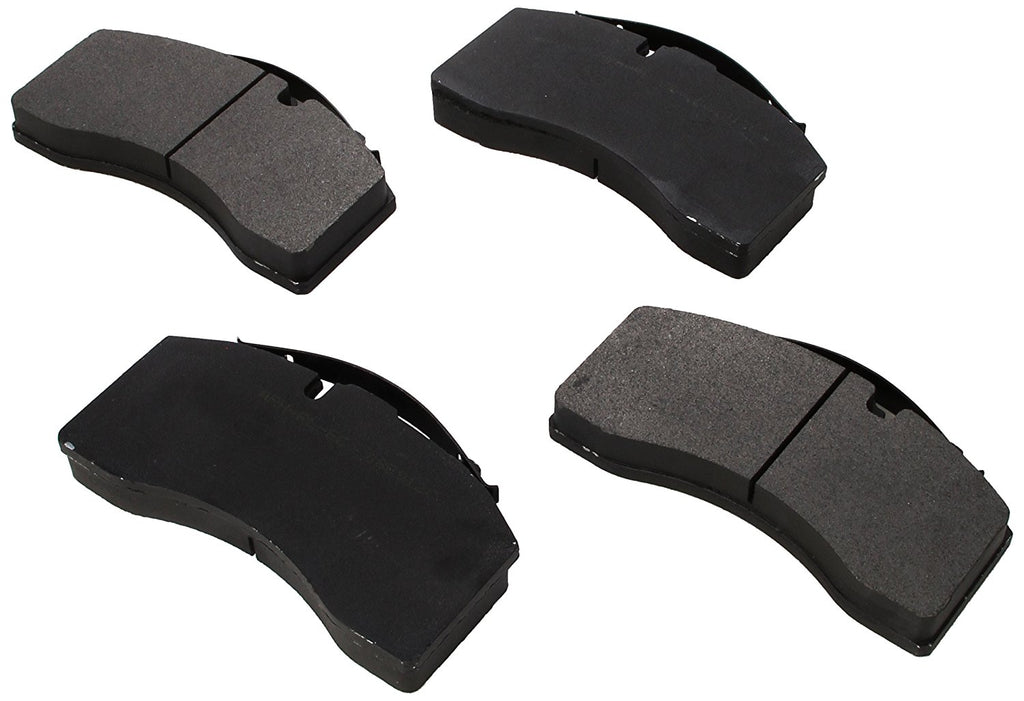 ACDelco 17D1369MHD Professional Semi-Metallic Front Disc Brake Pad Set