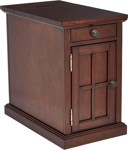 NEW LOWER PRICE! Ball & Cast End Table - Dark Brown. HSA-5003. Espresso