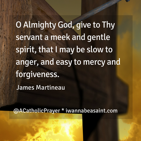 Prayer to be Merciful and Forgiving