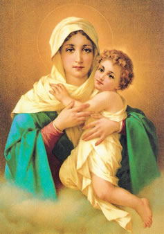 Mary, Litany of Loreto Prayer