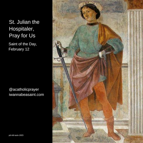 St. Julian the Hospitaler