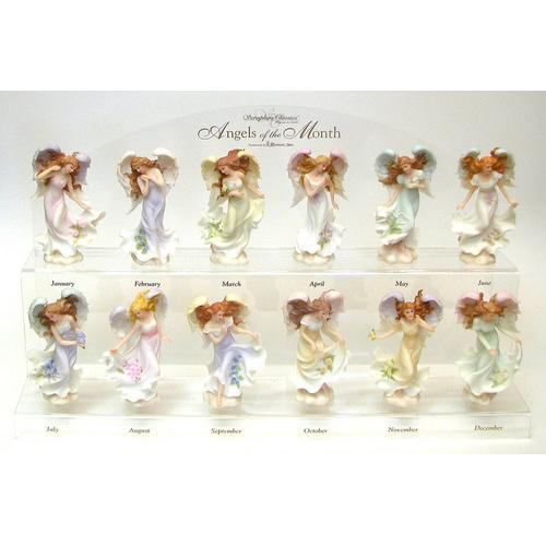 Monthly Seraphim Angel Set of 12