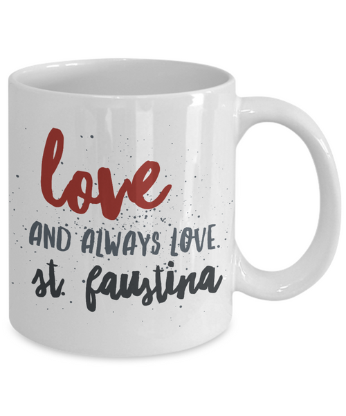 Love Always Mug 2