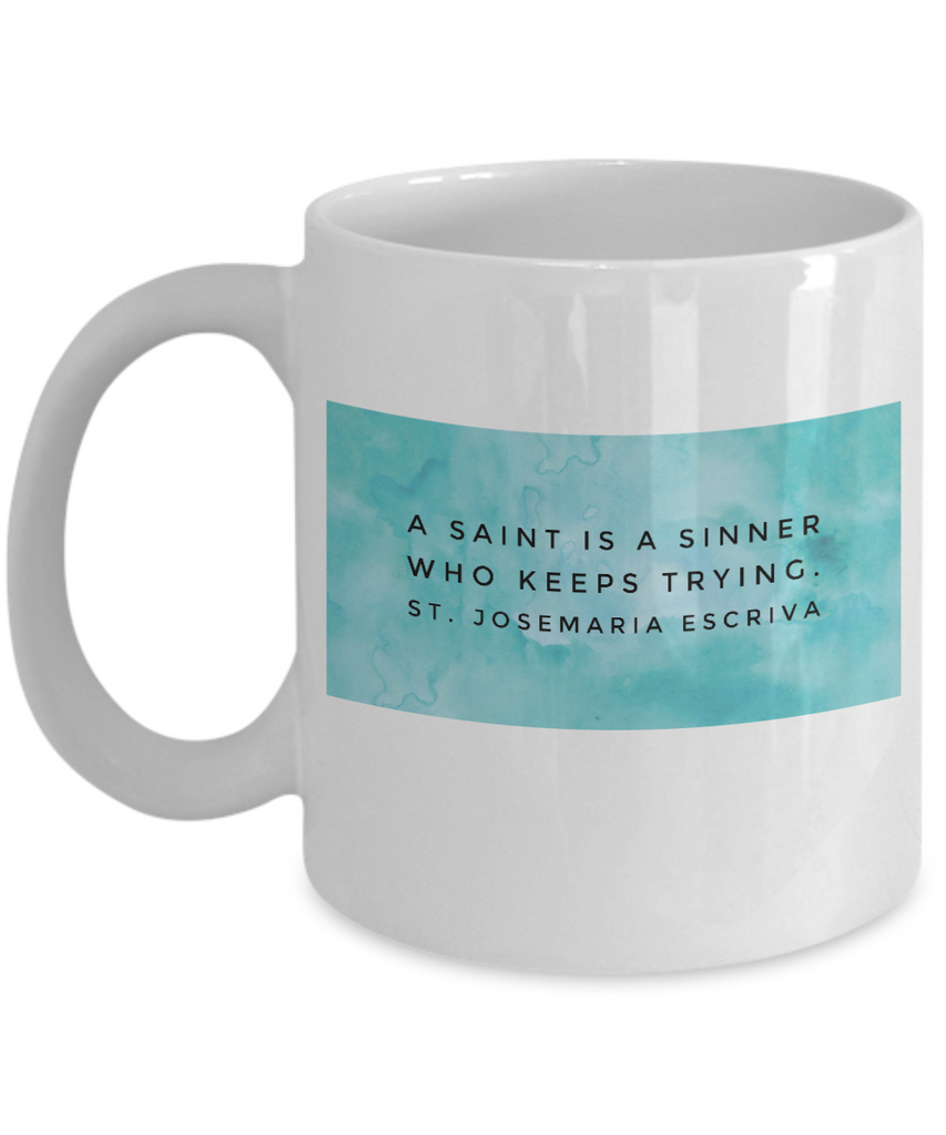 A Saint Is A Sinner