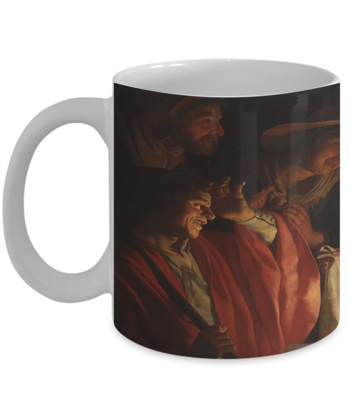 Adoration of the Christ Child Mug